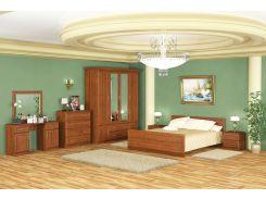 Спальня Даллас вишня Мебель-сервис