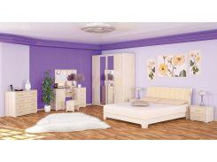 Спальня Токио ясен светлый Мебель-сервис