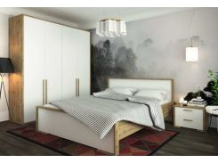 Спальня Франческа белый Сокме