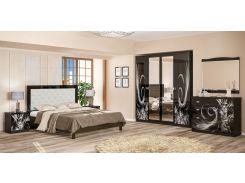 Спальня Ева венге Мебель-сервис