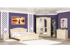 Спальня Милано береза Мебель-сервис