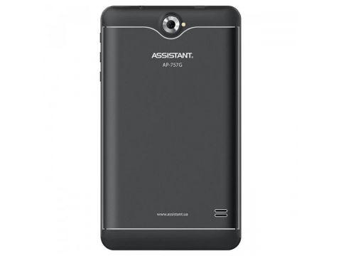 Планшет ASSISTANT AP-757G 3G 16GB Black (AP-757G BLACK/Gold) Одесса