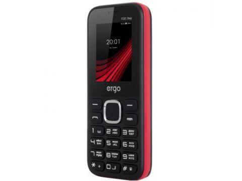 Мобильный телефон Ergo F181 Step Red Одесса