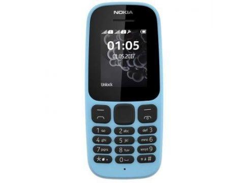 Мобильный телефон Nokia 105 SS New Blue (A00028372) Одесса