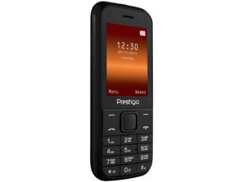 Мобильный телефон PRESTIGIO PFP1243 Duo Wize G1 Black (PFP1243DUOBLACK) Одесса