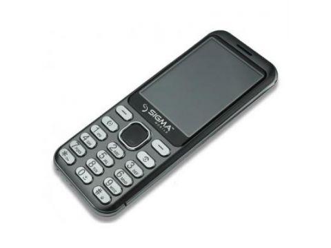 Мобильный телефон Sigma X-style 33 Steel Dual Sim Grey (4827798854914) Одесса