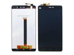 Дисплей для Xiaomi Mi4s с чёрным тачскрином