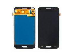 Дисплей для Samsung J200 Galaxy J2 с чёрным тачскрином