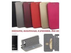 Чехол-книжка оригинал кожа Xiaomi redmi note 5a prime/ 5a (xrntp5abk)