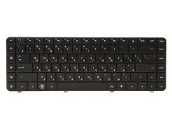 Клавиатура для ноутбука HP Presario CQ56, CQ62, G56 черный, черный фрейм