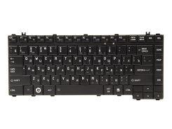 Клавиатура для ноутбука TOSHIBA Satellite A200, A300 черный, черный фрейм