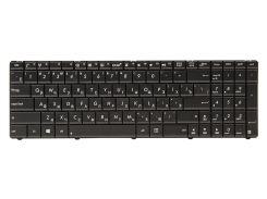 Клавиатура для ноутбука ASUS A52, K52, X54 (N53 version) черный, черный фрейм