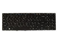 Клавиатура для ноутбука ACER Aspire V5-552, V5-573 подсветка клавиш, черный, без фрейма