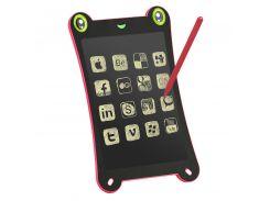 """LCD планшет для записей PowerPlant 8.5"""" в форме лягушки, розовый"""