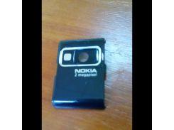 Стекло камери для корпуса Nokia 6233 черное