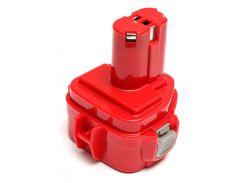 Аккумулятор PowerPlant для шуруповертов и электроинструментов MAKITA GD-MAK-12(A) 12V 2Ah NICD(1235)