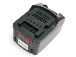 Аккумулятор PowerPlant для шуруповертов и электроинструментов METABO GD-MET-18(C) 18V 4Ah Li-Ion