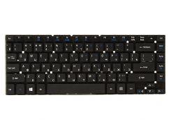 Клавиатура для ноутбука ACER Aspire 3830, 4830 черный, без фрейма (Win 7)