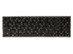 Клавиатура для ноутбука ASUS K56, K56C черный, без фрейма