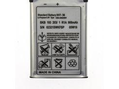Аккумулятор Sony Ericsson BST-36