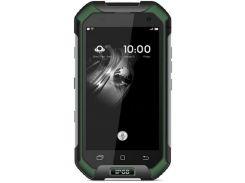Смартфон Blackview BV6000 Black/Green/Yellow
