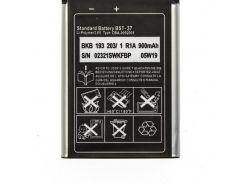 Аккумулятор Sony Ericsson BST-37 (900mah)