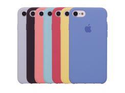 """Оригинальный силиконовый чехол для Apple iPhone 7 (4.7"""") (ap7gor) Розовый"""