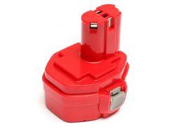 Аккумулятор PowerPlant для шуруповертов и электроинструментов MAKITA GD-MAK-14.4(A) 14.4V 2Ah NICD
