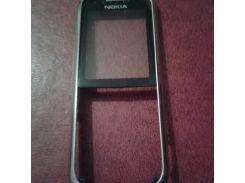Передняя крышка Nokia 6233 черная