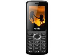 Мобильный телефон Astro A246 Black