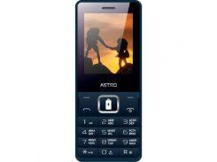 мобильный телефон astro b245 navy
