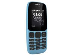 Мобильный телефон Nokia 105 DS New Blue (A00028317)