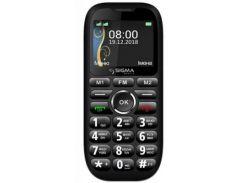 Мобильный телефон Sigma Comfort 50 Grand Black (4827798337813)