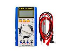 Мультиметр цифровой VC-9205AL