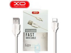USB кабель XO NB9 Type-C 1m белый