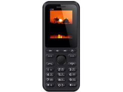 Мобильный телефон Nomi i186 Black черно красный!