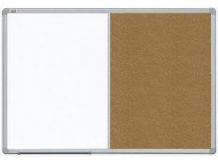 Доска пробковая-маркерная, 90 на 120 см