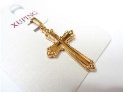 Крест на цепочку чистый