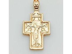 Крест на цепочку православный