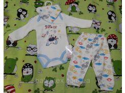 Комплект Детский на 2-3 месяца Турция
