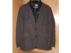 Итальянский пиджак, куртка, полупальто, montego
