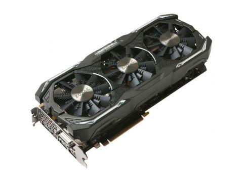 Видеокарта Zotac GeForce GTX 1080 AMP Extreme (ZT-P10800B-10P) Киев