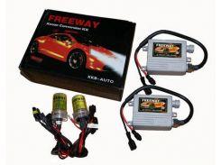 Комплект ксенонового света Freeway H7 6000K 35W