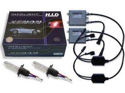 Комплект ксенонового света Infolight Expert H7 4300K 35W