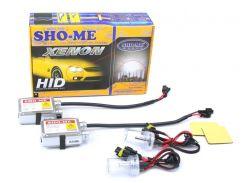 Комплект ксенонового света Sho-Me Slim H1 6000K 35W