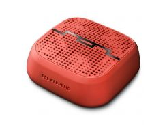 Портативная колонка SOL REPUBLIC Punk wireless speaker Fluoro Red (SR-1510-33)