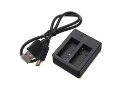 Двойное зарядное устройство для SJCAM SJ4000/SJ5000