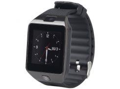 Умные часы UWatch Smart DZ09 (Black)