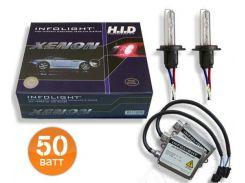 Комплект ксенонового света Infolight H7 4300K 50W