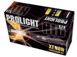 Биксенон. Установочный комплект Prolight H4 H/L (6000K) 35W